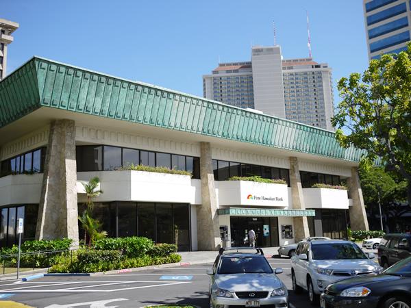 銀行 ハワイ