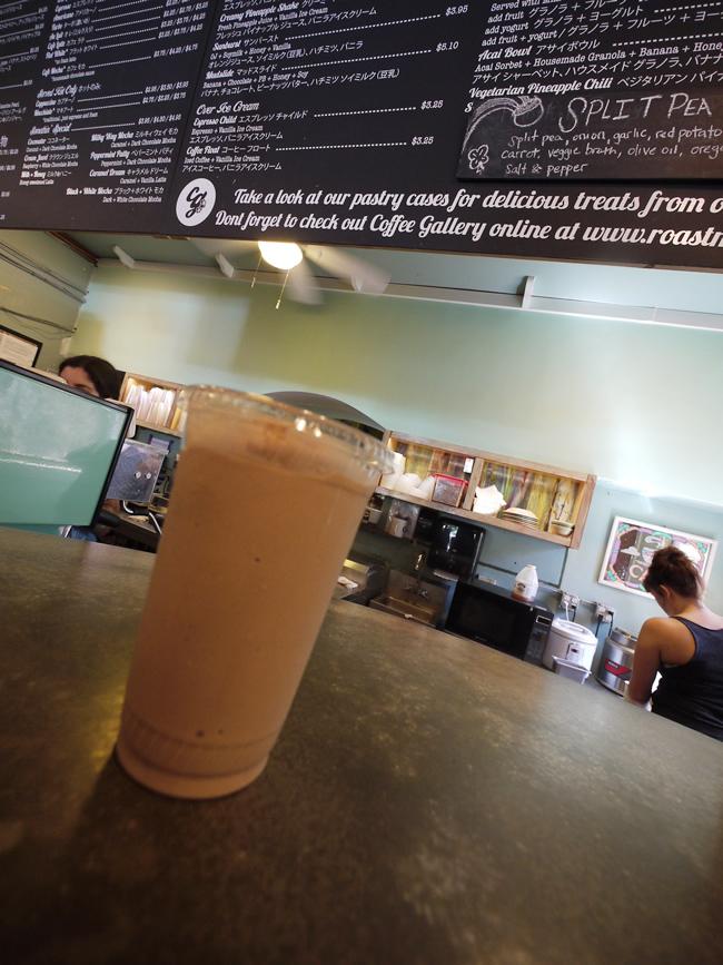 Coffee Gallary north hawaii