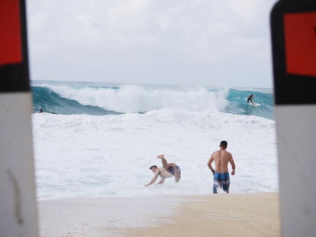 海 ハワイ