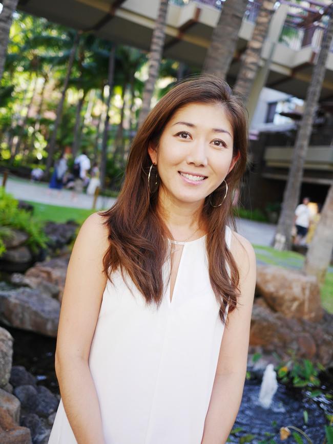 Wakako Sasaki Lei Hawaii